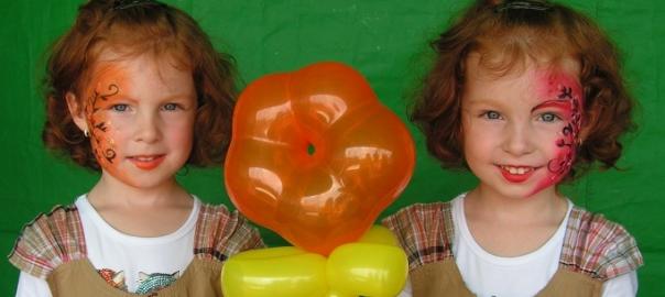 Tvarované balonky